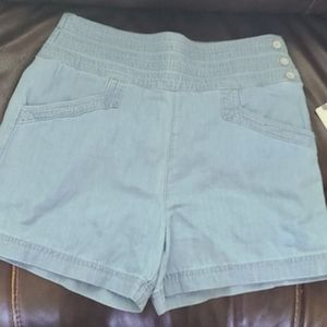 Anthropologie shorts size 8
